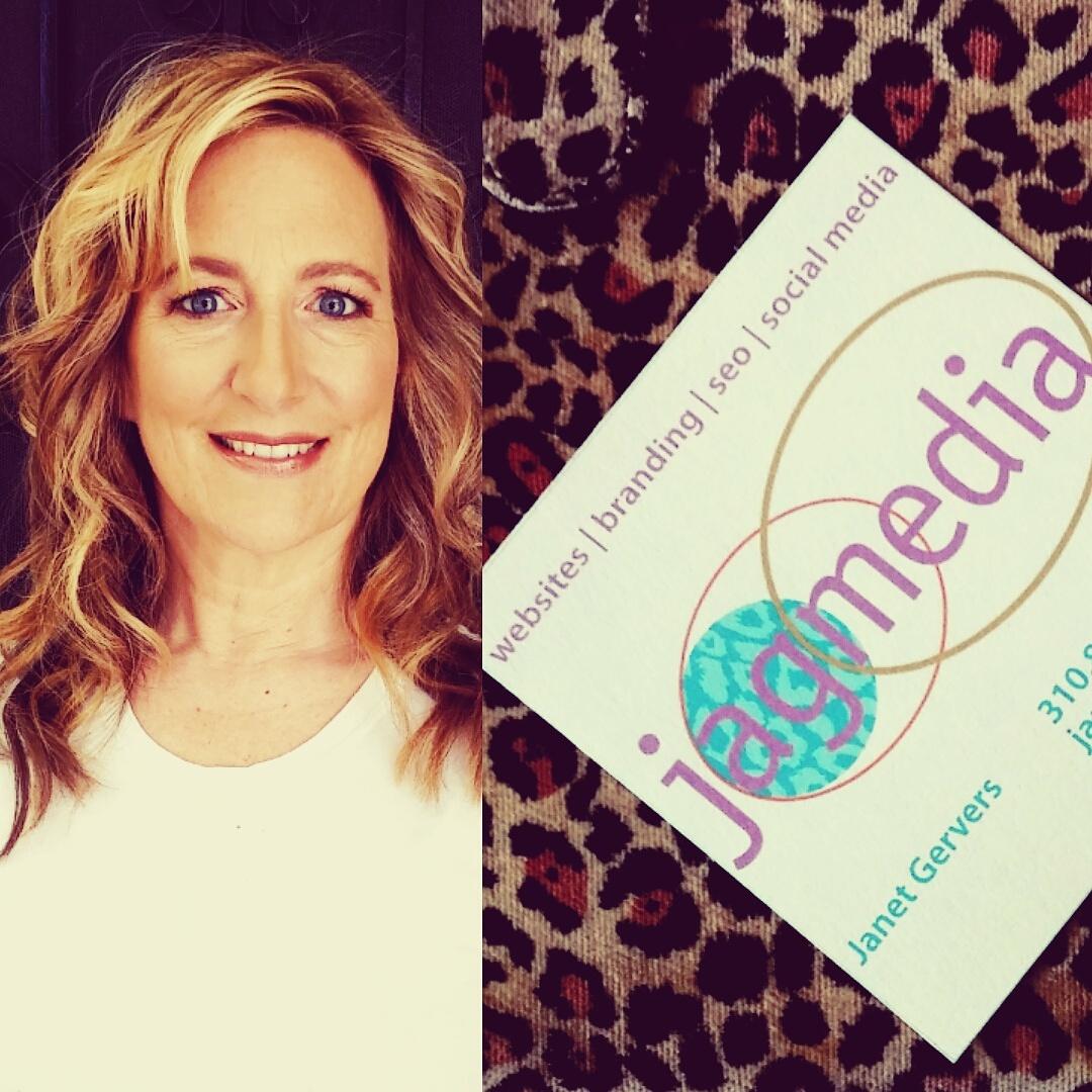 Jagmedia is a digital creative studio in Culver City, CA, Creative Director is Janet Gervers.