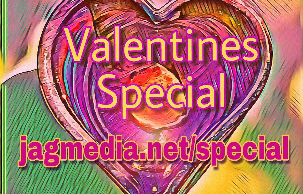 Valentine's Day Special thru Friday!