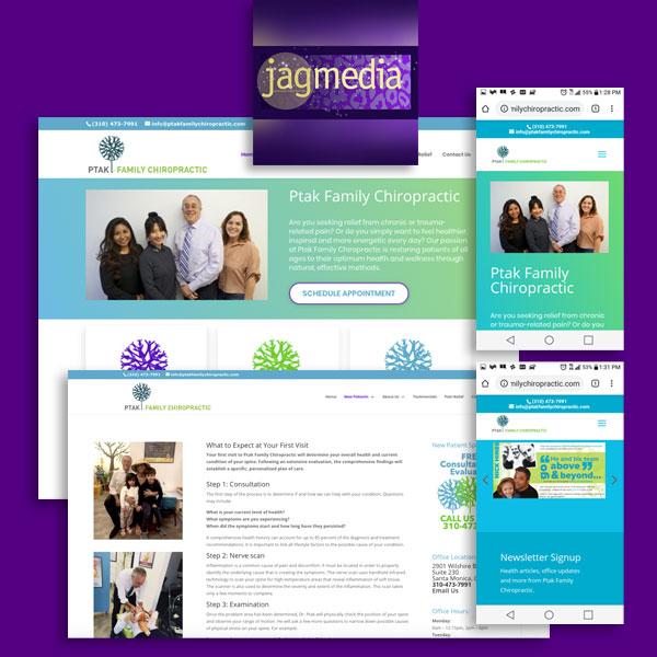 Jagmedia-Website-Design-2019-Ptak-Chiropractic